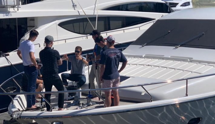 The impact of COVID-19 on superyacht crew training