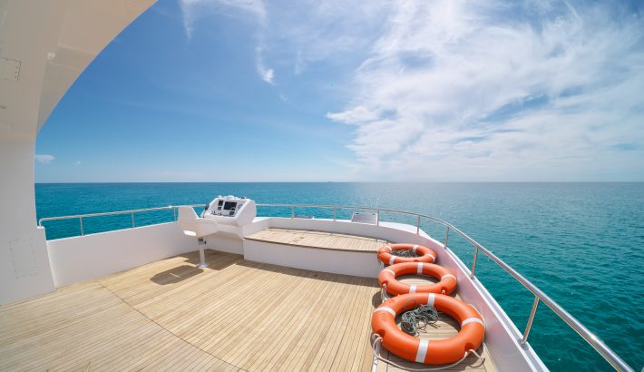 How to land a job on a superyacht