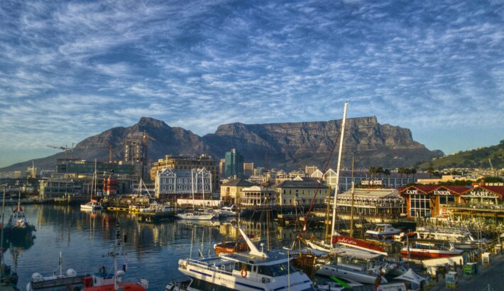Why Cape Town is the ideal destination for superyacht training