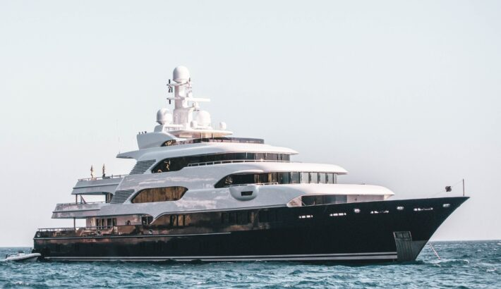 Taking a gap year to work on superyachts
